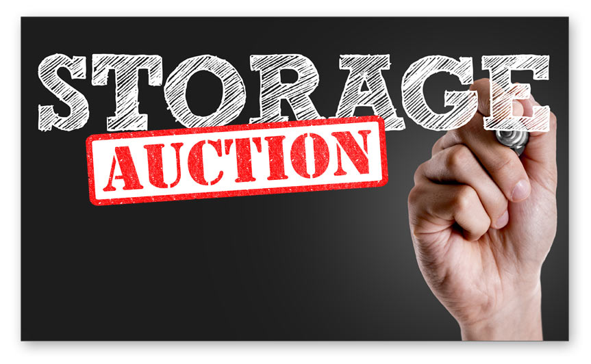 The Benefits of Online Self-Storage Auctions