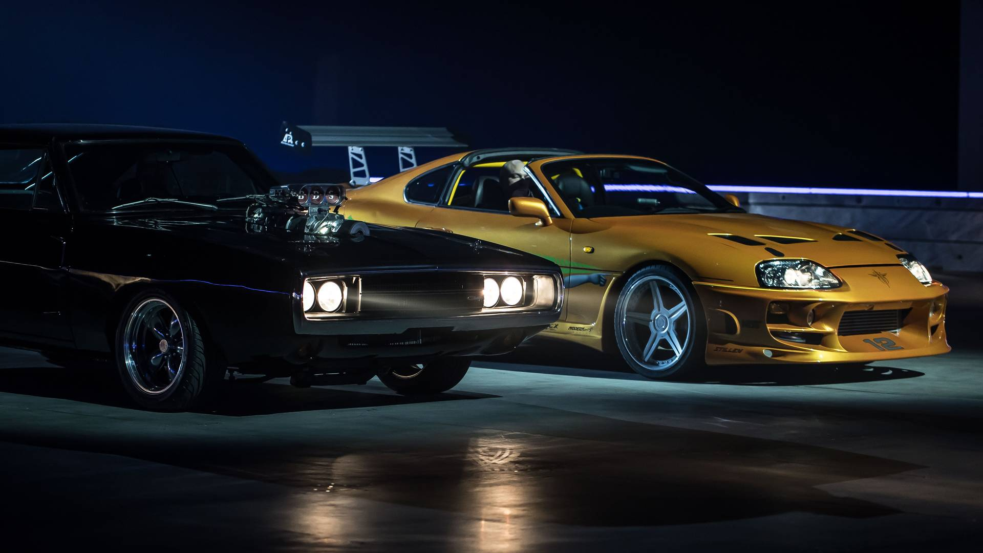 Cars from Fast & Furious Live are Now in Auction